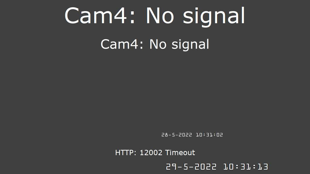 Webcam noord
